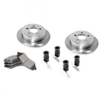 Omix-ADA® - Front Disc Brake Kit