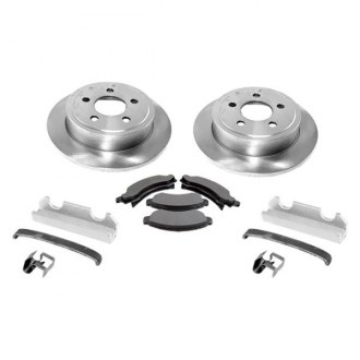 Omix-ADA® - Front Brake Kit
