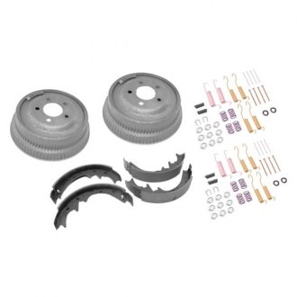 Omix-ADA® - Rear Drum Brake Kit