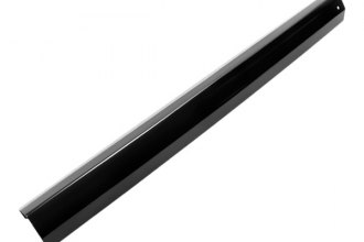 Omix-Ada® 12035.45 - Rear Bumper (Black)