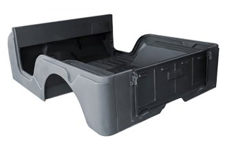 Omix-Ada® - Reproduction Steel Body Tub