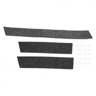 Omix-ADA® - Radiator Felt Kit
