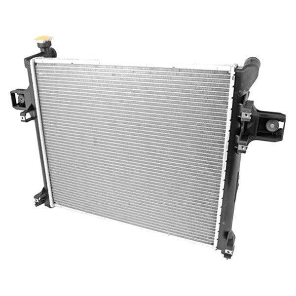 Omix ADA®   Heavy Duty Engine Coolant Radiator