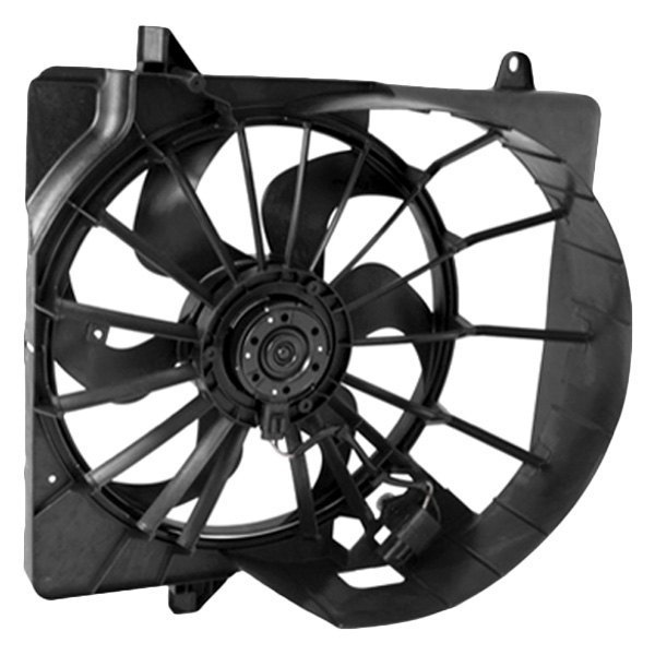 Omix-Ada® - Electric Cooling Fan Assembly