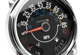 Omix-ADA® 17206.05 - Replace Speedometer Cluster Assembly