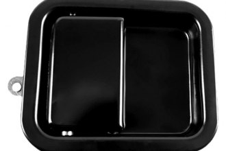 Omix-ADA® 11812.06 - Black Paddle Door Handle