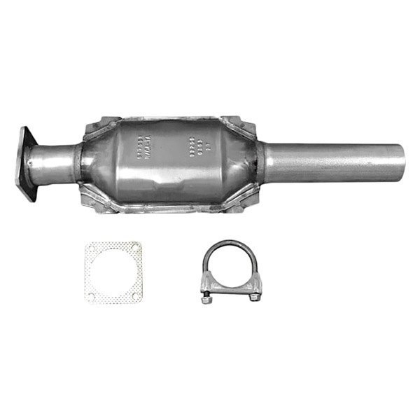 Omix-Ada® - Catalytic Converter Kit, with Hardware, Front