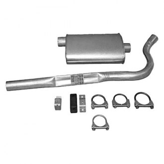Omix-Ada® - Muffler and Tailpipe Kit
