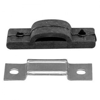Omix-ADA® - Steel-Rubber Exhaust Insulator Bracket