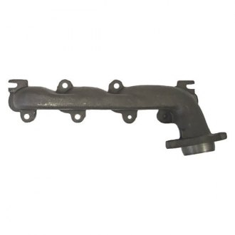 Omix-ADA® - Steel Raw Exhaust Manifold