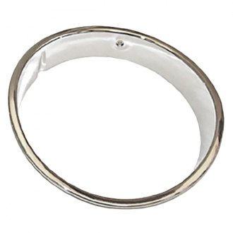 Omix-ADA® - Replacement Chrome Headlight Bezel