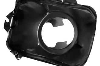 Omix-Ada® - Headlight Housings
