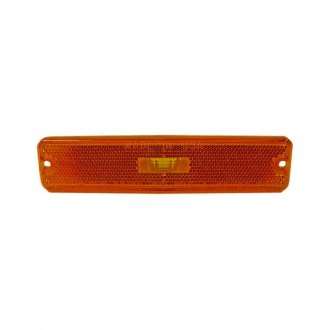 Omix-Ada® - Front Replacement Side Marker Light, Amber