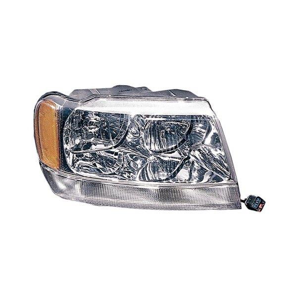 Dorman 1590317 Jeep Grand Cherokee Passenger Side Headlight