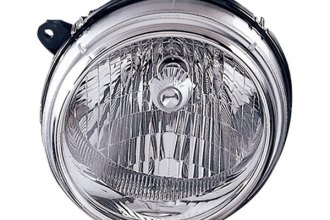 Omix-ADA® 12402.15 - Replacement Driver Side Headlight