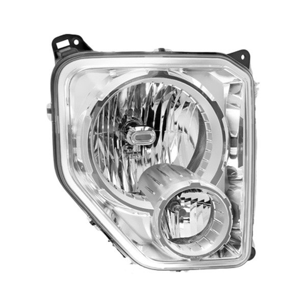 Omix-Ada 12402.25 Right Hand Headlight with Fog Light