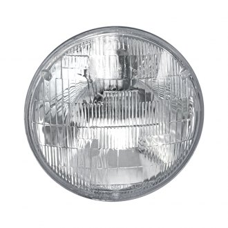 "Omix-ADA® - Replacement 7"" Round Chrome Sealed Beam Headlight"