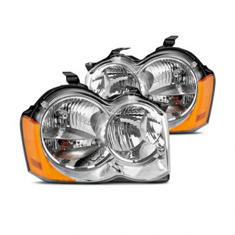 Omix-ADA® - Factory Replacement Headlights
