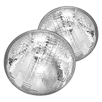 Omix-ADA® - Round Factory Style Sealed Beam Headlights
