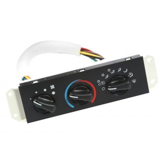 Omix-ADA® - Climate Control Panel
