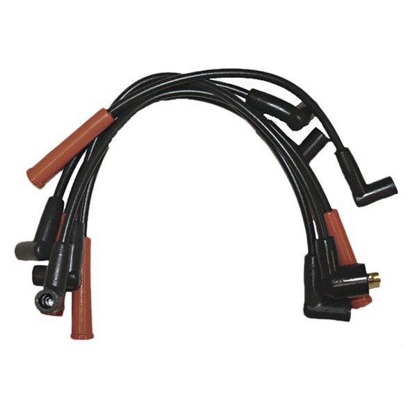 Omix Ada Wiring Schematic: Jeep Wrangler 1987-1990 Ignition Wire Set
