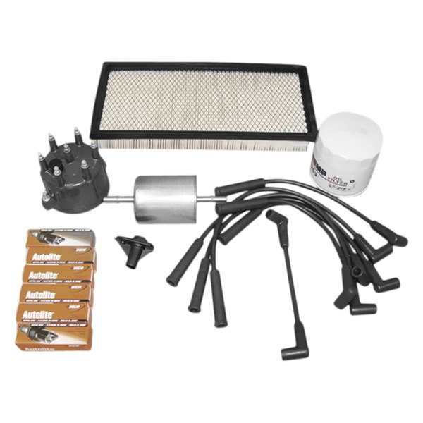 Omix Ada Jeep Grand Cherokee 1995 Ignition Tune Up Kit