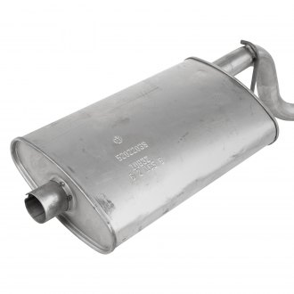 Omix-ADA® - Muffler and Tail Pipe Assembly