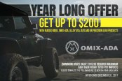 Omix-Ada Special Offers