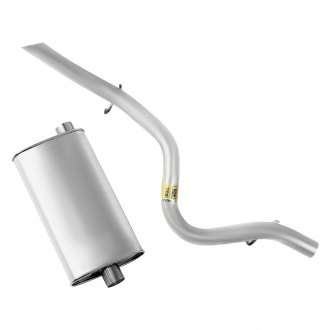 Omix-ADA® - Muffler and Tailpipe