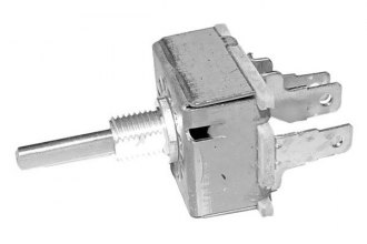 Omix-Ada® - Heater Blower Switch