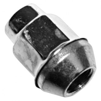 Omix-ADA® - Chrome Cone Seat Acorn Bulge Closed End Lug Nut