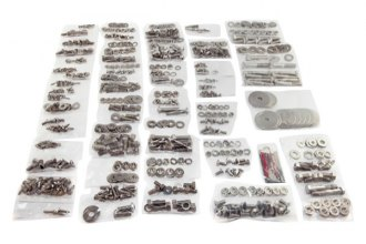 Omix-Ada® - Body Fastener Kit