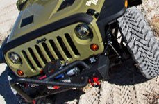 Omix-Ada® - Off-Road Accessories on Jeep Wrangler