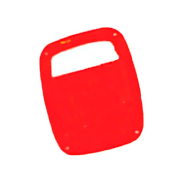 Omix-Ada® - Tail Light Lens