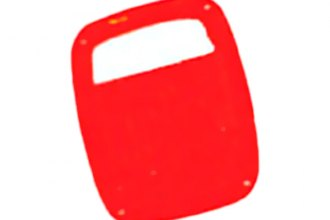 Omix-ADA® - Replacement Tail Light Lens