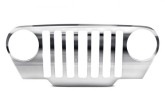 Omix-ADA® - Replacement Grille Overlay