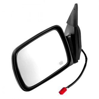 Omix-ADA® - Black Remote Power Heated Mirror
