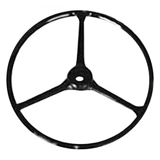 Omix-ADA® - Black Steering Wheel