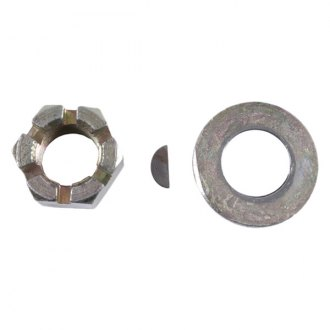 Omix-ADA® - Axle Shaft Nut Washer and Key Kit