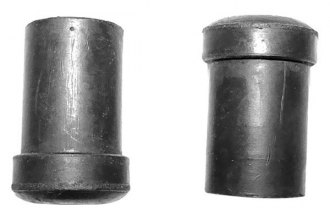 Omix-ADA® - Rubber Rear Spring Shackle Bushing