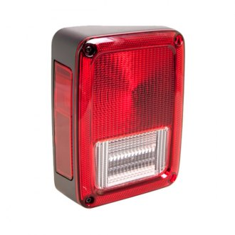 Omix-ADA® - Replacement Chrome Tail Light