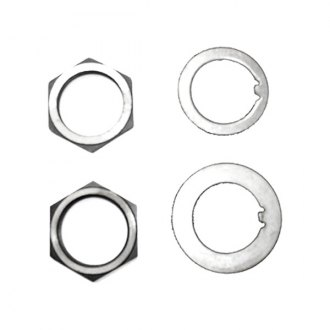 Omix-ADA® - Rear Spindle Nut/Washer Kit