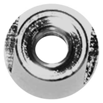 Omix-ADA® - Manual 4-Speed Pattern Chrome Shift Knob Lock Nut