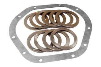 Omix-Ada® - Differential Pinion and Side Gear Bearing Shim Kit, Differential Side And Pinion Bearings
