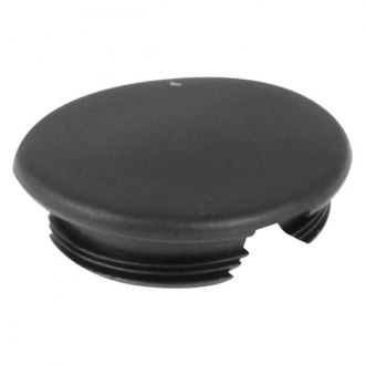Omix-ADA® - Black Window Crank Cover