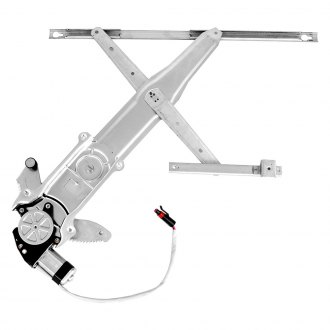 Omix-ADA® - Front Power Window Regulator