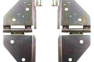Omix-ADA® - Replacement Windshield Hinge Set
