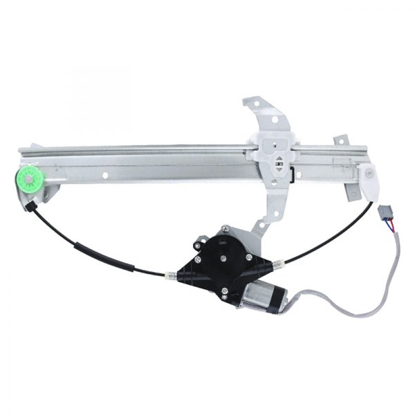 Omniparts® - Front Driver Side Power Window Regulator and Motor Assembly