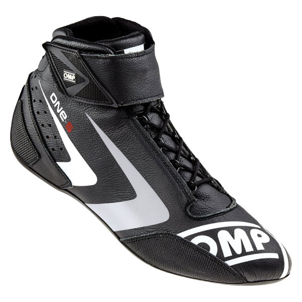 OMP® - One-S 2016 Series Driving Shoes, 44 Size, Black