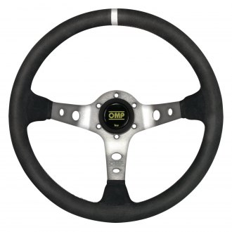 OMP® - 3-Spoke Corsica Series Racing Steering Wheel